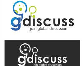 #15 para Design a Logo for gdiscuss.com por TOPSIDE