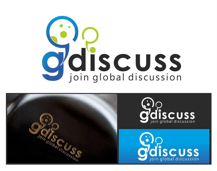 #21 for Design a Logo for gdiscuss.com by TOPSIDE