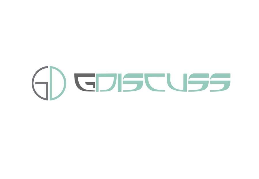 #20 for Design a Logo for gdiscuss.com by itcostin