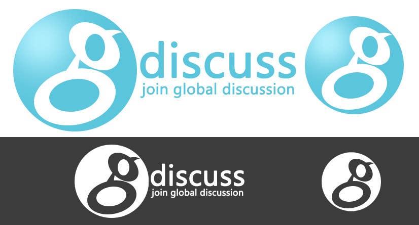 #25 for Design a Logo for gdiscuss.com by tadadat