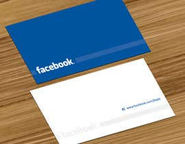 #7 untuk Design some Business Cards inspired by Social Media oleh jobee