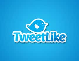 "#93 for Design a Logo for 'TweetLike"" by amauryguillen"