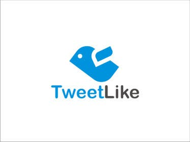 "#196 for Design a Logo for 'TweetLike"" by galihgasendra"