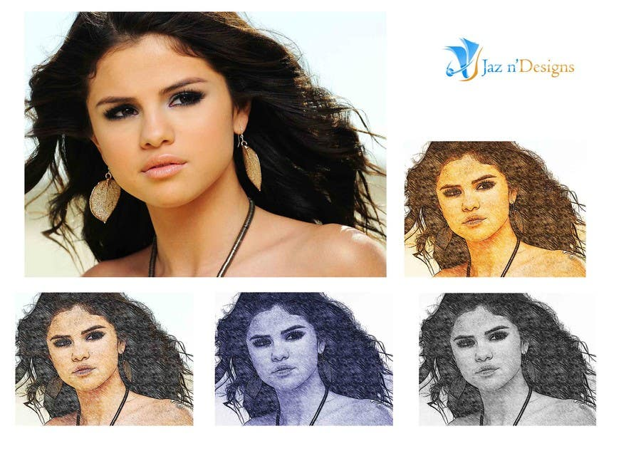 #4 for Photoshop Photo Filter and Batch work by jaisonjoseph91