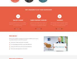 #7 for Design a better landing page by webidea12