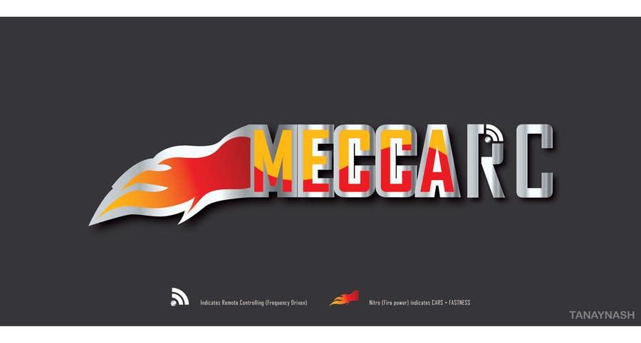 Inscrição nº 85 do Concurso para Design a Logo for Mecca RC