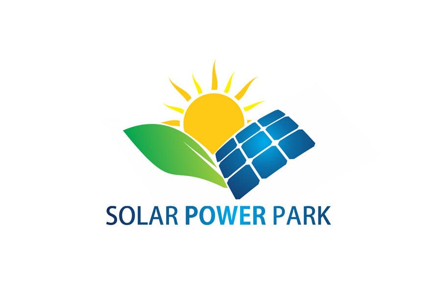 entry 285 by ulogo for logo design for solar power park
