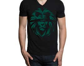 #8 for JUEL Lion T-shirt Design af BryanSheriif