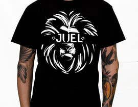 #47 for JUEL Lion T-shirt Design by BryanSheriif