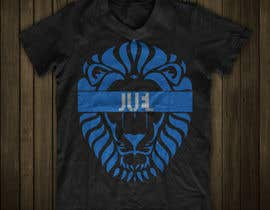 #21 for JUEL Lion T-shirt Design by manuel0827