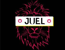 #9 para JUEL Lion T-shirt Design por Bobbyjazz