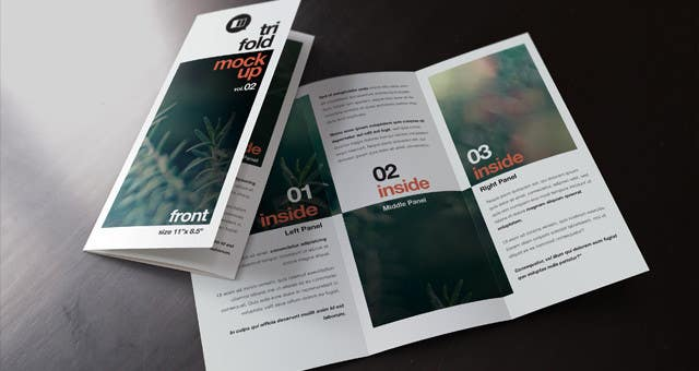 #25 for Design a Brochure for 3 related businesses by usaart