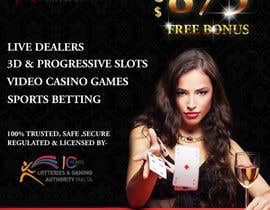 #29 for Design an Advertisement for an Online Casino by designerdesk26