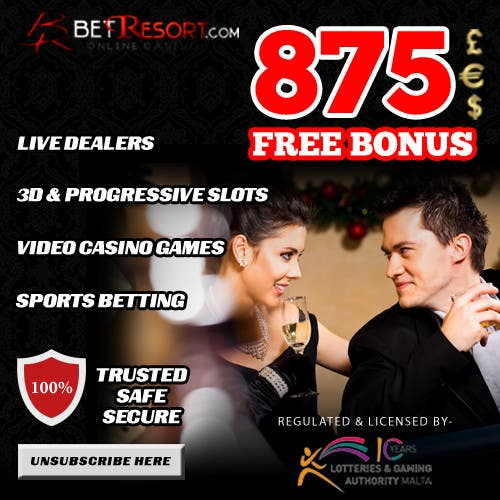 #43 for Design an Advertisement for an Online Casino by designerdesk26