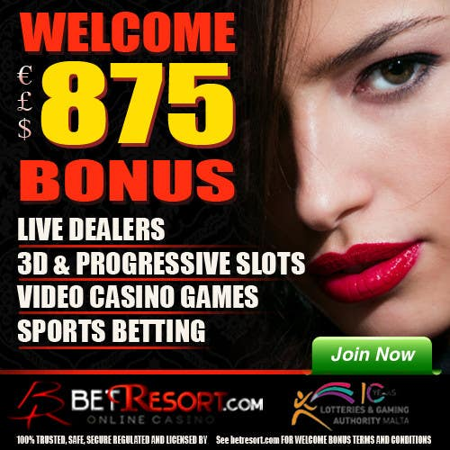 #18 for Design an Advertisement for an Online Casino by amcgabeykoon