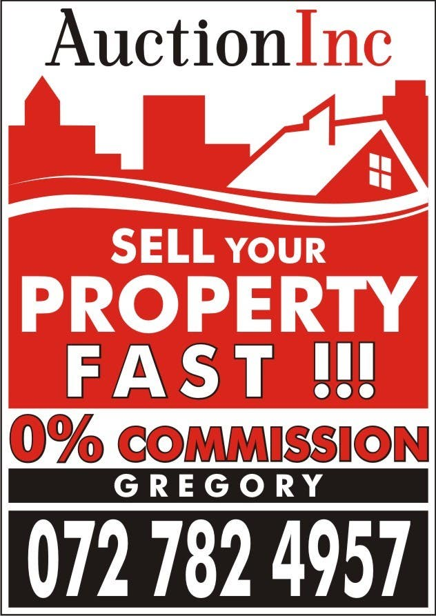 Inscrição nº 135 do Concurso para Design an Advertisement for Auction Company