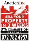 Logo Design Inscrição do Concurso Nº147 para Design an Advertisement for Auction Company