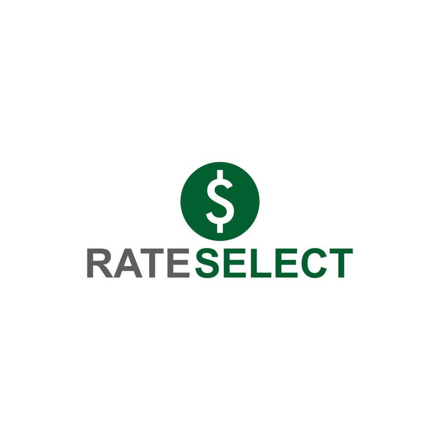 #66 for Design a Logo for Rate Select by ibed05