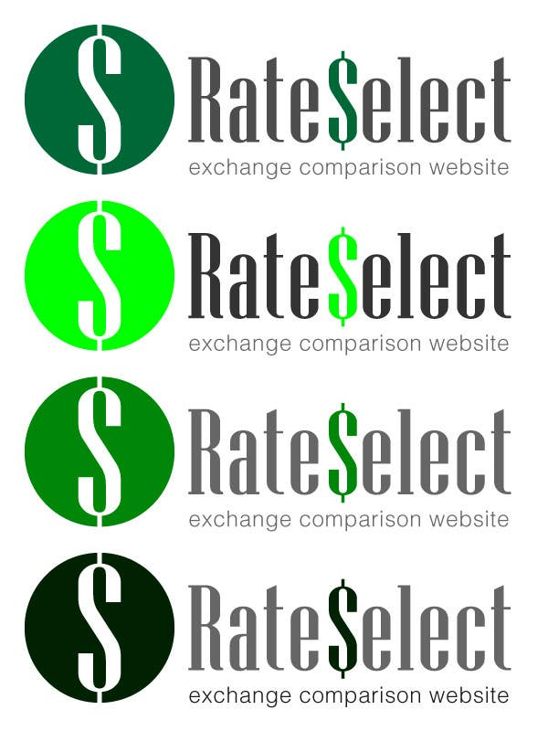 #68 for Design a Logo for Rate Select by dariuszratajczak
