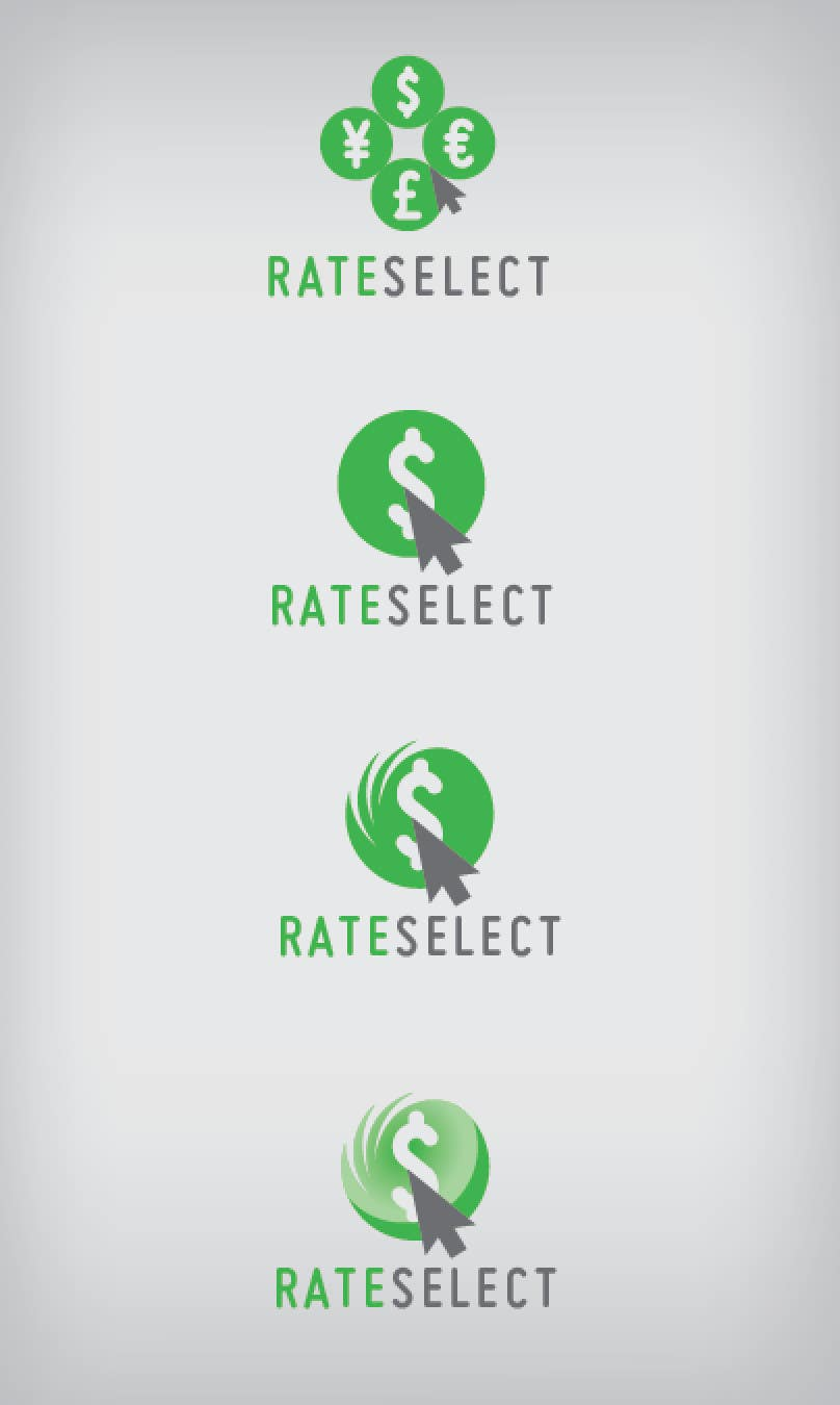 #4 for Design a Logo for Rate Select by DavidClarkDesign