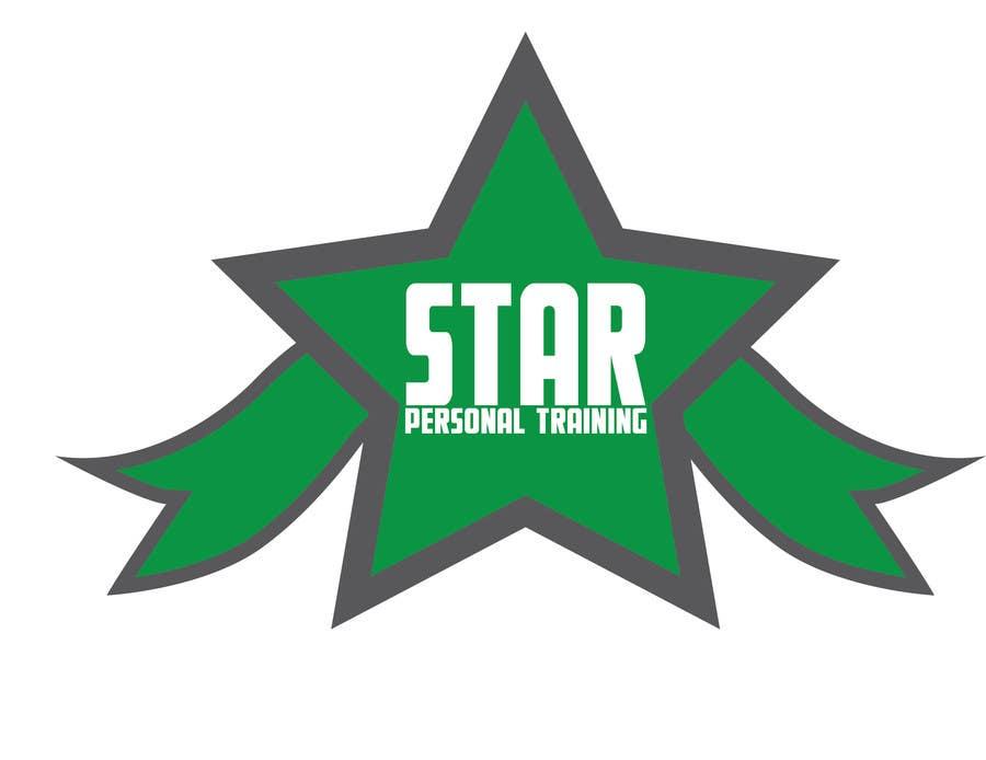 Bài tham dự cuộc thi #186 cho STAR PERSONAL TRAINING logo and branding design