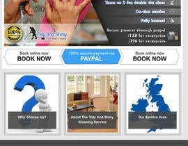 #3 for Design 3 Banners, 940 x 480, for the website of a cleaning company landing page by stniavla
