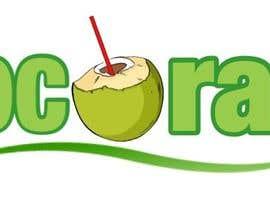 "reenaespiritu tarafından Design a Logo for a coconut water company called ""Coco Raw"" için no 38"