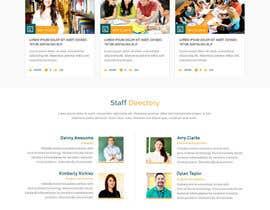 jaswinder12345 tarafından Design a Website Mockup için no 33