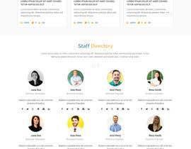 jaswinder12345 tarafından Design a Website Mockup için no 49