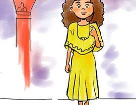 Nro 4 kilpailuun Illustrate a girl x3 käyttäjältä endario