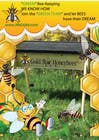 Contest Entry #60 for Advertisement Design for Gold Star Honeybees