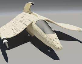 #10 untuk Do some 3D Modelling for Video Game - Space Fighter oleh Bjohen
