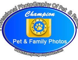 #185 para Design a Logo for a Pet and Family Photography Business por dany300