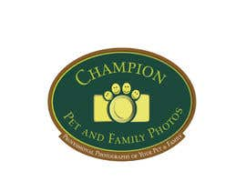 #141 para Design a Logo for a Pet and Family Photography Business por Vanai