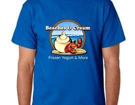 Nro 69 kilpailuun Create a logo for a frozen yogurt business käyttäjältä shananigans1
