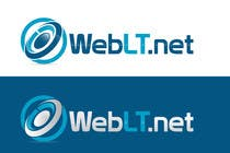 Graphic Design Entri Peraduan #88 for Logo for the website WebLT.net