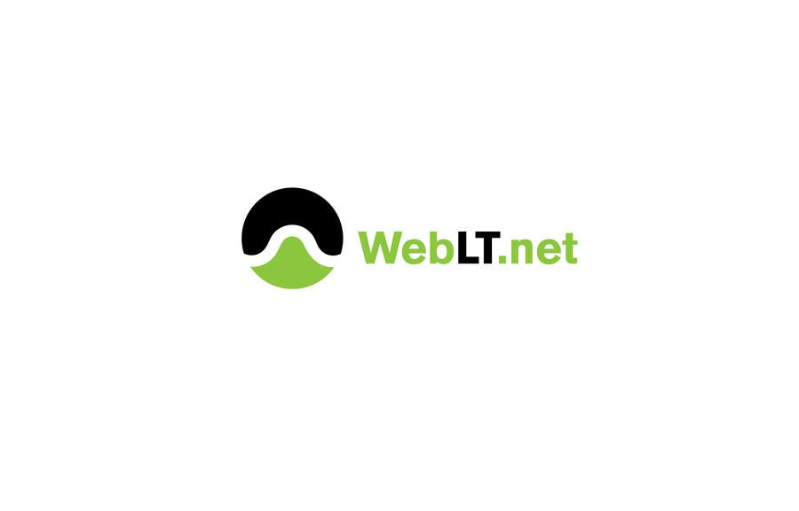 Penyertaan Peraduan #224 untuk Logo for the website WebLT.net