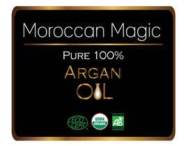 #45 for Design a Logo for a Beauty Product - Moroccan Magic af karmenflorea