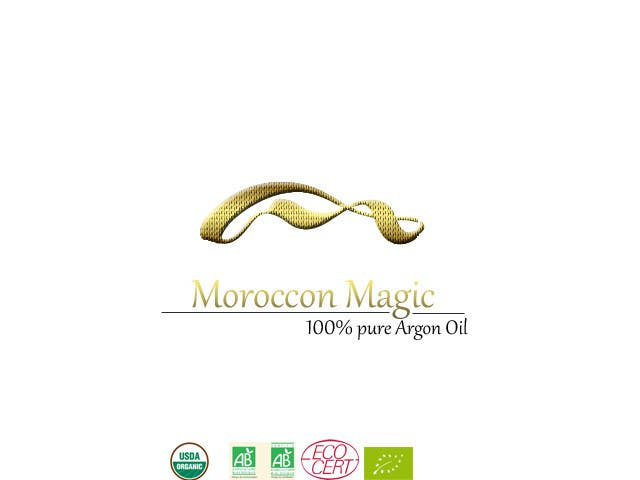 Contest Entry #56 for Design a Logo for a Beauty Product - Moroccan Magic