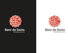 #146 para Logo Design for Banc de Swiss por ShinymanStudio