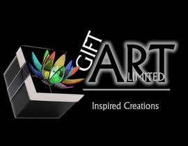 nº 14 pour Design a Logo for Gift Art Limited par alek2011