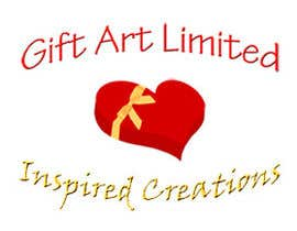 #18 para Design a Logo for Gift Art Limited por sterea2na