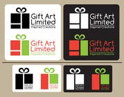 Design a Logo for Gift Art Limited için Graphic Design19 No.lu Yarışma Girdisi