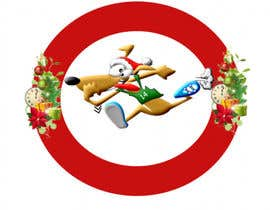 #11 for Design a Logo for two 5K races for Dog Rescue group - repost by gilhuehue