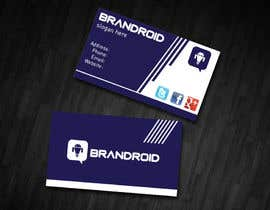 #1 cho Design some Business Cards & Email Signatures for Brandroid bởi Xalmas