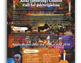 Nro 18 kilpailuun Altar Contest Mexfestival käyttäjältä ranjeettiger07