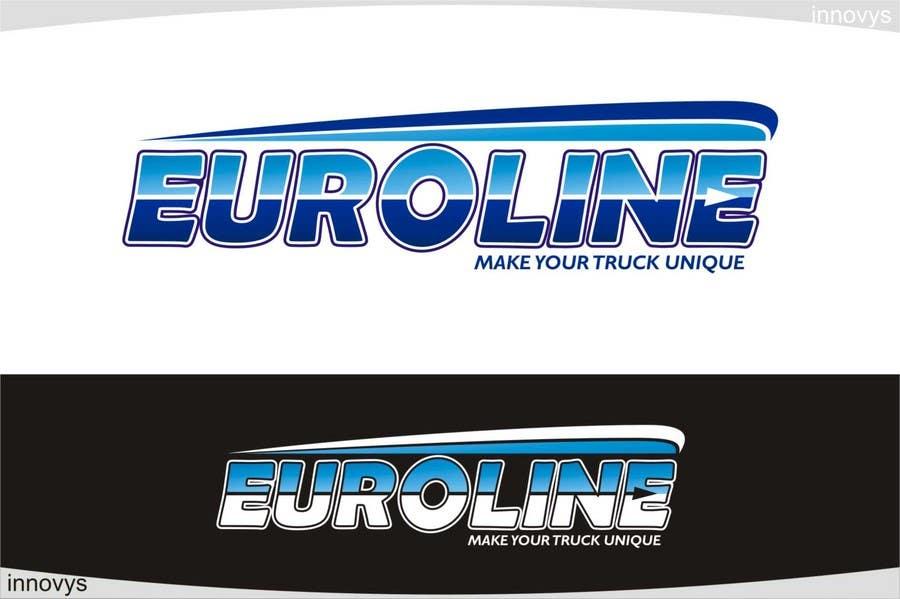 Contest Entry #469 for Logo Design for EUROLINE