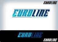 Graphic Design Entri Peraduan #562 for Logo Design for EUROLINE
