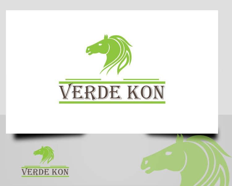 Kilpailutyö #51 kilpailussa Design a Logo and corporate design for VerdeKon
