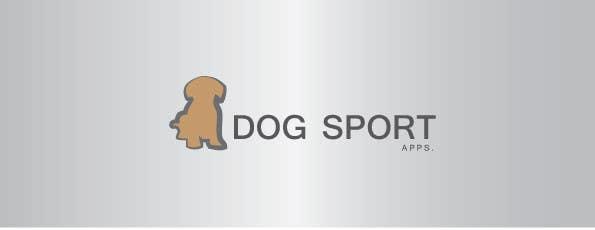 Penyertaan Peraduan #150 untuk Logo Design for www.dogsportapps.com